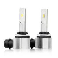 LED лампы автомобильные для головного света ElectroKot Turbine H27 2 шт