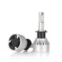 Светодиодные лед лампы головного света ElectroKot X10 H1 2 шт