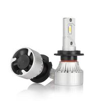 Светодиодные лед лампы головного света ElectroKot X10 H7 2 шт