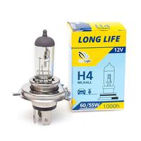 Галогенная лампа ClearLight Н4 LongLife
