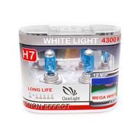 Галогеновые лампы Clearlight Whitelight H7