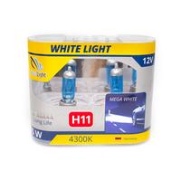 Галогеновые лампы Clearlight Whitelight H11