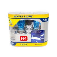 Галогеновые лампы Clearlight Whitelight H4
