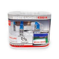 Галогеновые лампы Clearlight Whitelight H1