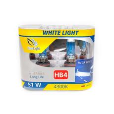 Галогеновые лампы Clearlight Whitelight HB4
