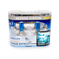Галогенные лампы Clearlight Xenon Vision H7
