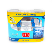 Галогенные лампы Clearlight Xenon Vision H3