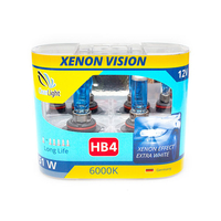 Галогенные лампы Clearlight Xenon Vision HB4