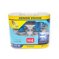 Галогенные лампы Clearlight Xenon Vision H4