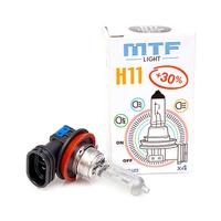 Галогенная лампа MTF H11 Standart +30%
