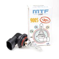 Галогенная лампа MTF HB3 Standart +30%