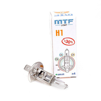 Галогенная лампа MTF H1 Standart +30%