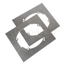 Универсальные переходные рамки для установки модулей Hella 3/3R