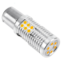 LED лампа для поворотников Smart System 30 SMD3030 24 Вт 1156 - PY21W - BA15S