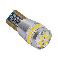 Светодиодная лампа для боковых поворотников 24 SMD3014 WY5W - T10