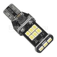 Светодиодная лампа заднего хода Vizer 15 SMD2835 T15 W16W