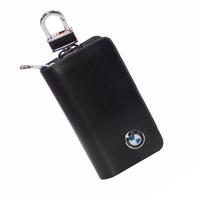 Ключница кожаная с логотипом БМВ (БМВ)