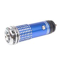 Ионизатор воздуха автомобильный в прикуриватель синий