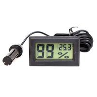 Универсальный выносной термометр и гигрометр