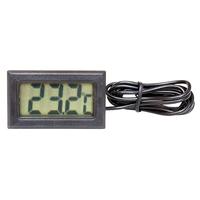 Универсальный встраиваемый термометр с выносным датчиком