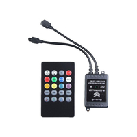 RGB контроллер Music Led controller