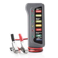 Тестер автомобильных аккумуляторов с LED индикаторами