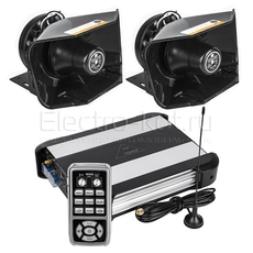 СГУ с радио манипулятором Federal Signal AS-T9 MP3 400W Classic