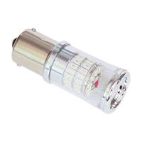 Светодиодная лампа 48 SMD3014 1156 - BA15S в поворотник желтая