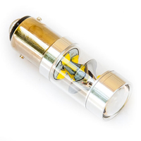 Диодная LED автолампа W-Reflector 9 CREE XBD 1157 - P21/5W - BAY15D
