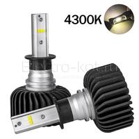 LED лампы головного освещения для авто Appolo 2.0 CSP 4300K H3 комплект 2 шт