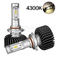 LED лампы головного освещения для авто Appolo 2.0 CSP 4300K HB3 комплект 2 шт