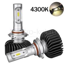 LED лампы головного освещения для авто Appolo 2.0 CSP 4300K HB4 комплект 2 шт