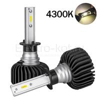 LED лампы головного освещения для авто Appolo 2.0 CSP 4300K H1 комплект 2 шт
