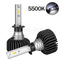 LED лампы головного освещения для авто Appolo 2.0 CSP 5500K H1 комплект 2 шт