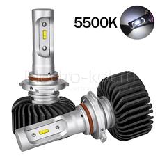 LED лампы головного освещения для авто Appolo 2.0 CSP 5500K HB4 комплект 2 шт