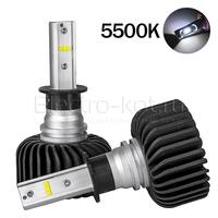 LED лампы головного освещения для авто Appolo 2.0 CSP 5500K H3 комплект 2 шт