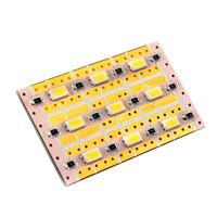 Светодиодная платформа Дилас C10W 31мм LG SMD5630 9 LED