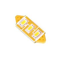 Российская светодиодная лампа Дилас C5W 31мм LG SMD5630 3 LED