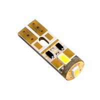 Российская светодиодная лампа Дилас T10 - W5W LG SMD5630 3 LED