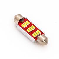 Светодиодная лампа 12 SMD 4014 C5W 39мм