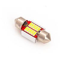 Диодная лампочка 10 SMD 4014 C5W 31мм