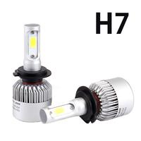 Светодиодные лампы H7 Headlight Bridgelux COB S2 комплект - 2 шт