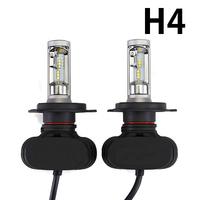 Светодиодные лампы H4 CSP N1 LED 6000K комплект - 2 шт