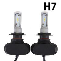 Светодиодные лампы H7 4300K Electro-kot CSP N1 комплект - 2 шт