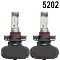 Светодиодные лампы PS24W (5202) CSP N1 LED 4000Lm комплект - 2 шт