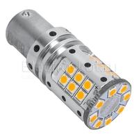 LED лампа для поворотников FullPower 32 SMD 3030 24 Вт 1156 - PY21W - BA15S