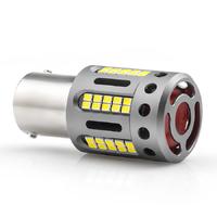 LED лампа ElectroKot Turbo 60 SMD2016 P21W BA15S белая 1 шт