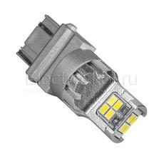 Светодиодная LED лампа Atomic 12 SMD3020 P27/7W 3157 белая