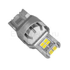 Светодиодная LED лампа Atomic 12 SMD3020 W21W 7440 белая