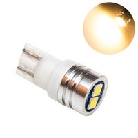 Светодиодная лампа 2 SMD 3030 T10 - W5W 3000K